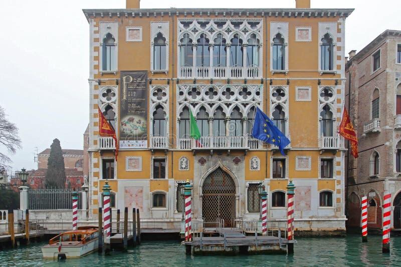 Academy of Venice royalty free stock photos