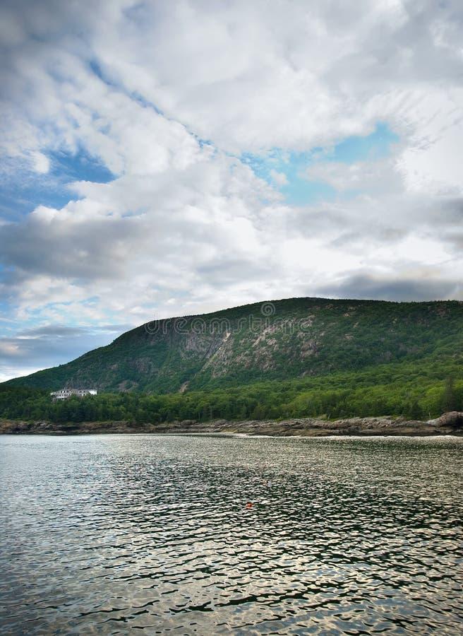 acadia Maine park narodowy zdjęcie royalty free