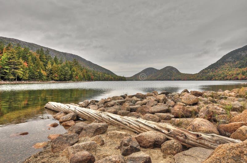 Acadia-Nationalpark lizenzfreie stockfotos