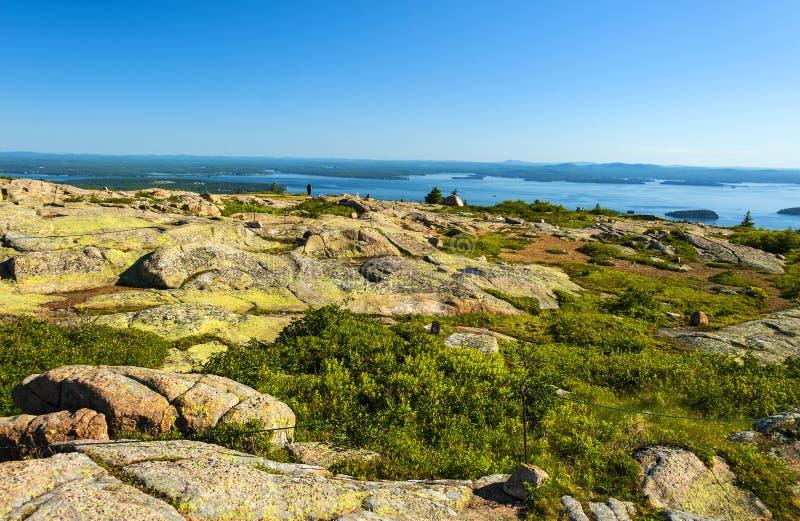Acadia park narodowy obrazy stock