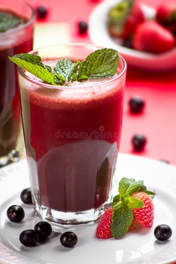 Acai Juice stock images
