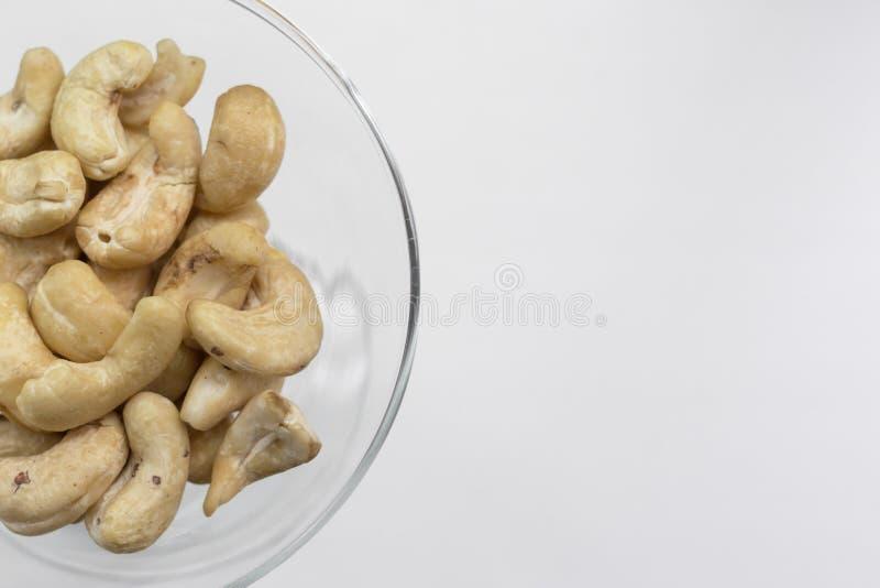 Acajoubaum als Quelle von Vitaminen A und B stockfotos