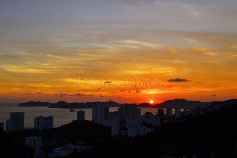 Acapulco1 royalty-vrije stock fotografie
