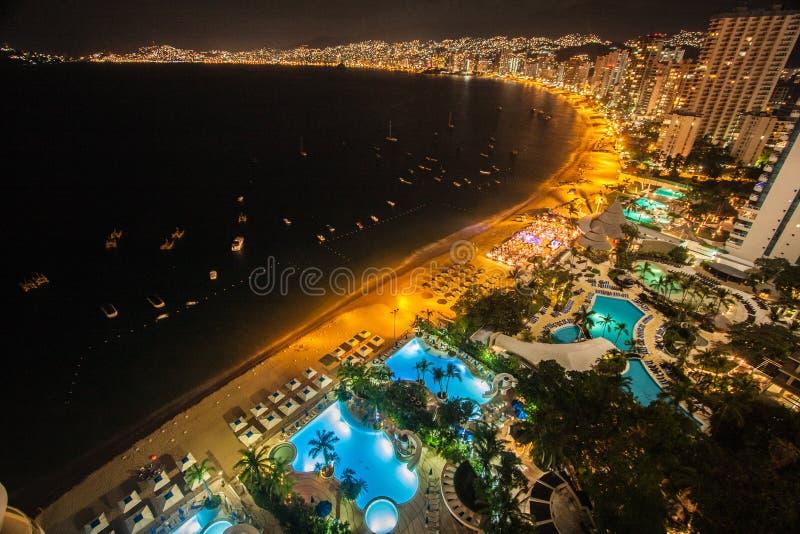 Acapulco obrazy stock