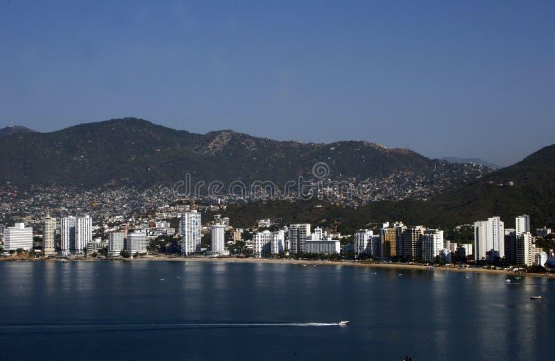 acapulco arkivbild