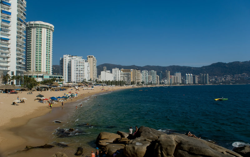 Download Acapulco Bay Stock Photos - Image: 5052033
