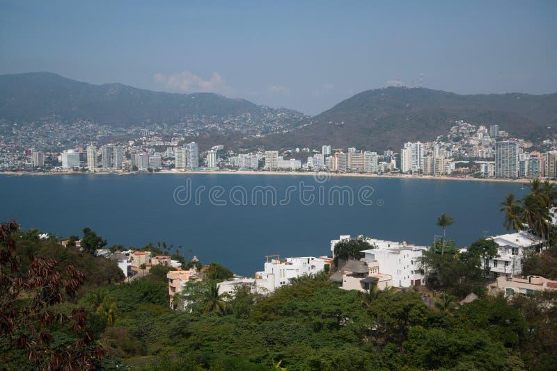 Acapulco de Juarez fotografering för bildbyråer