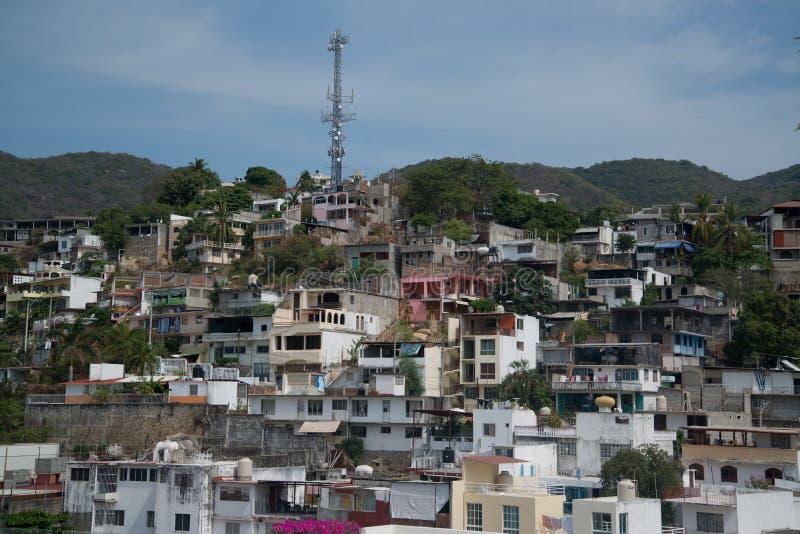 Acapulco de Juarez royaltyfria bilder