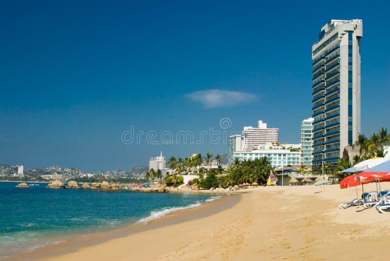 Acapulco Messico fotografia stock libera da diritti