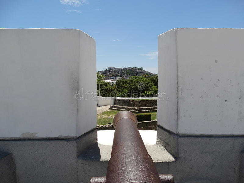 Acapulco-Museum lizenzfreie stockfotografie