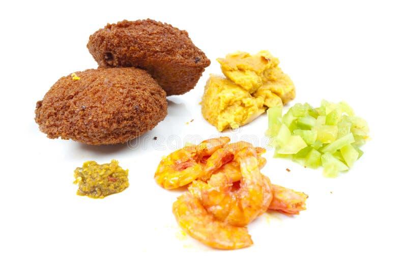 Download Acaraje and sauces stock photo. Image of acaraje, shrimp - 11967434
