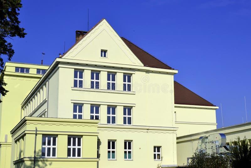 Accademia degli Affari di Breclav fotografie stock