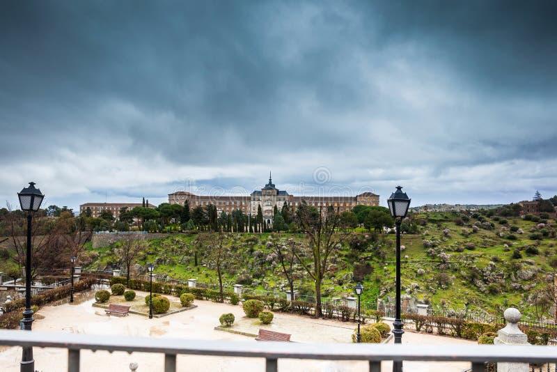 Accademia della fanteria di Toledo fotografia stock libera da diritti