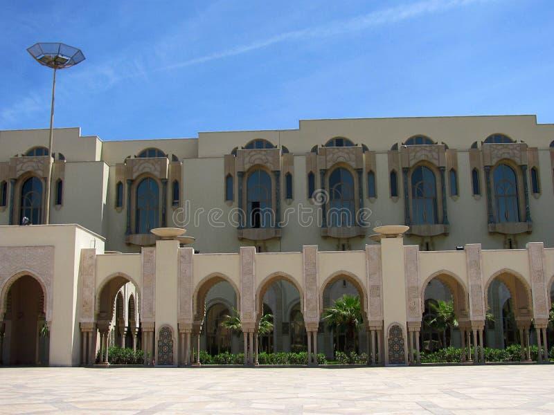 Accademia delle Arti Tradizionali a Casablanca, Marocco fotografia stock libera da diritti