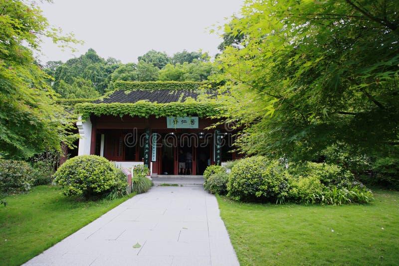 Accademia di Zhejiang Wan Song fotografia stock