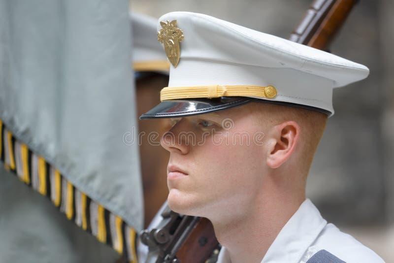 Accademia militare USMA degli Stati Uniti immagini stock libere da diritti