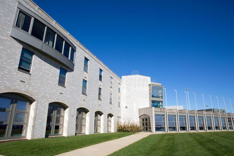 Accademia Navale Annapolis di Ricketts Corridoio Stati Uniti fotografie stock libere da diritti