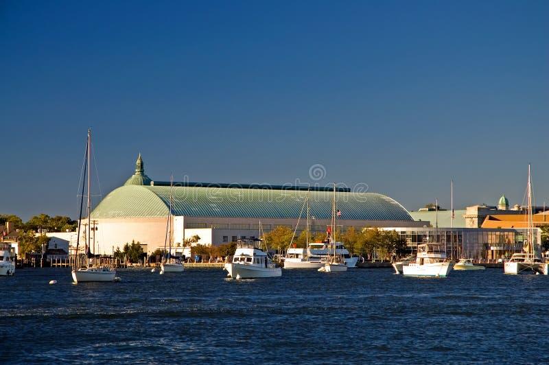 Accademia Navale degli Stati Uniti immagine stock