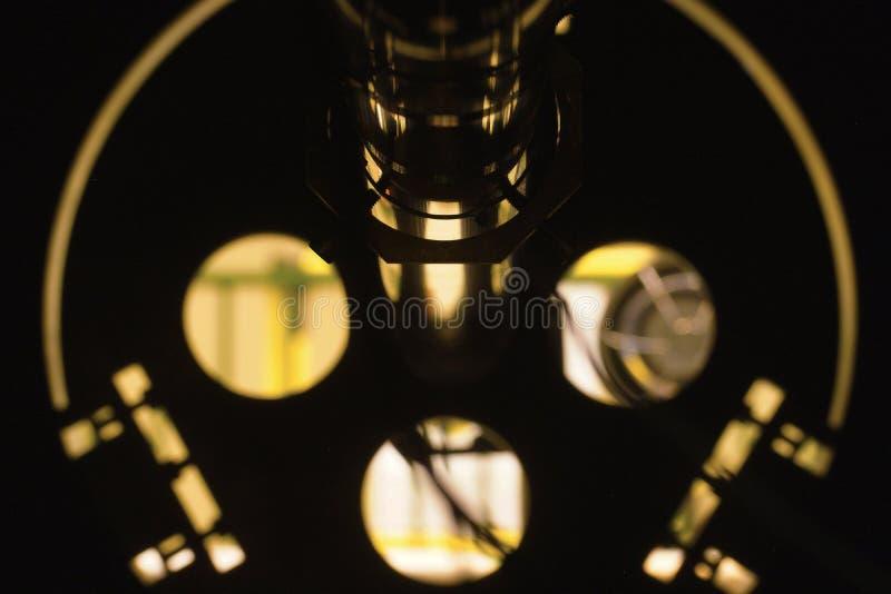 Acceleratore dell'alta energia immagini stock