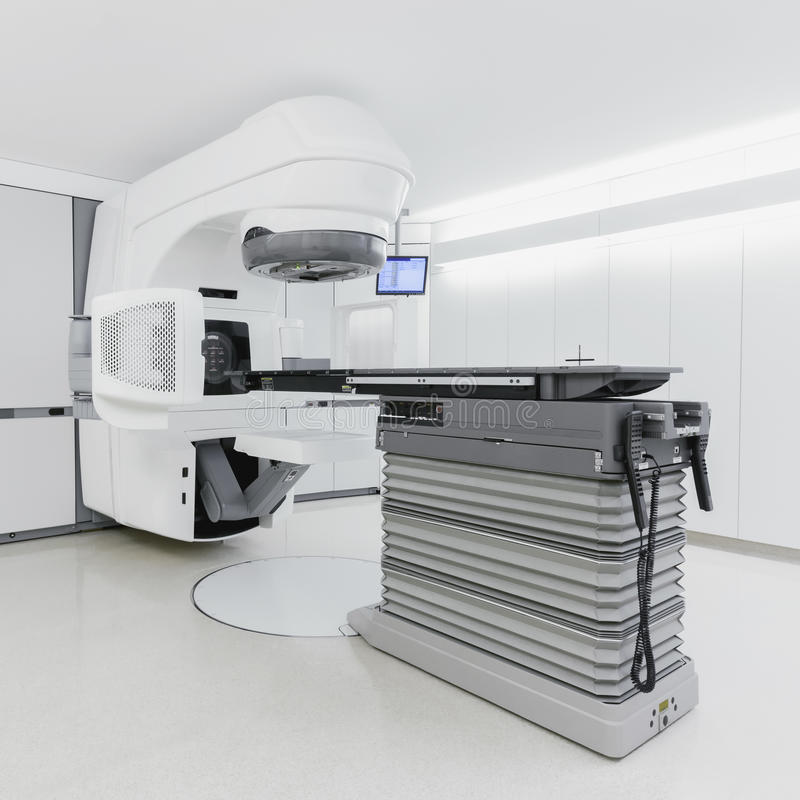 Acceleratore lineare medico immagini stock libere da diritti