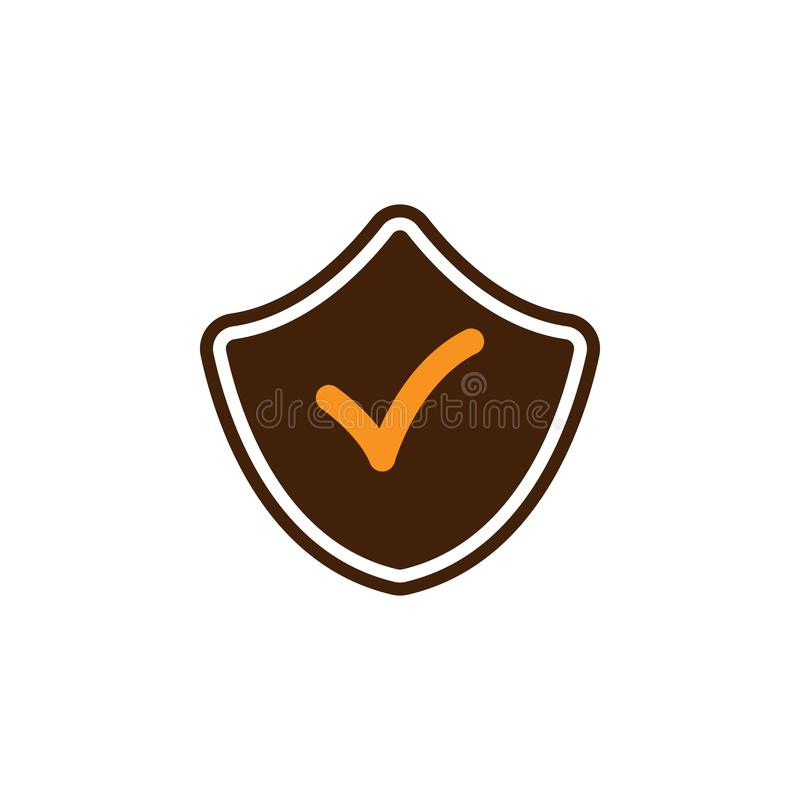 Accept, brand icon. Element of Web Optimization icon for mobile concept and web apps. Detailed Accept, brand icon can be used for. Web and mobile on white vector illustration
