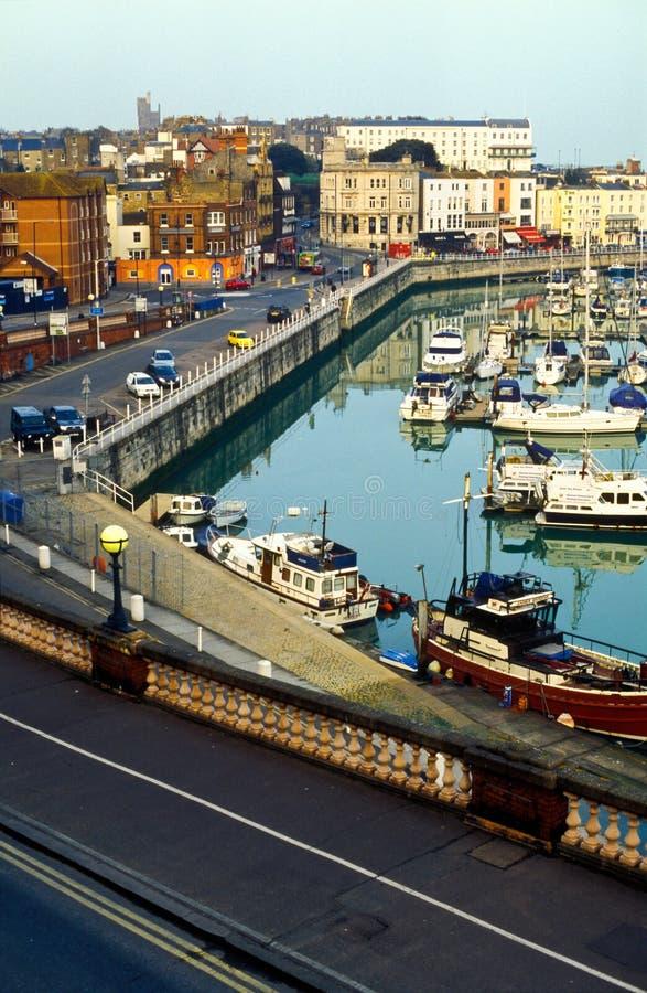 Acceso de la ciudad imagen de archivo libre de regalías