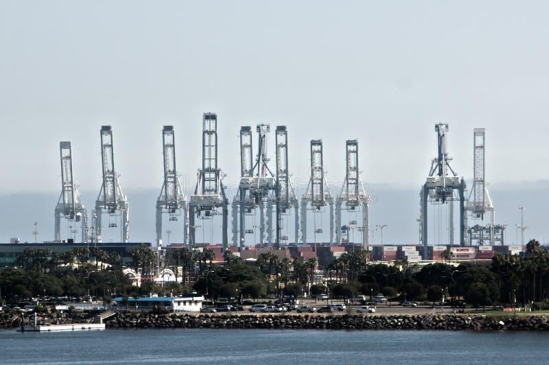 Acceso de Long Beach fotos de archivo libres de regalías