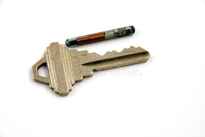 Access control using rfid royalty free stock photos