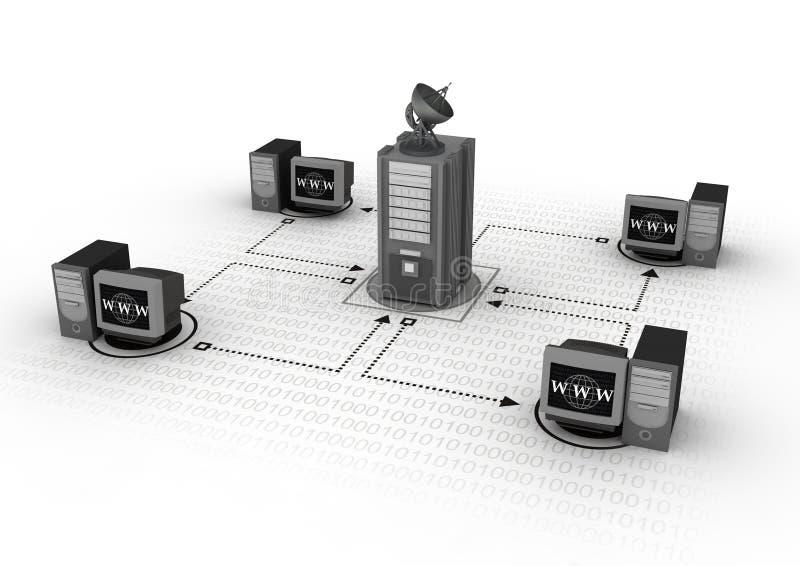 access radion stock illustrationer