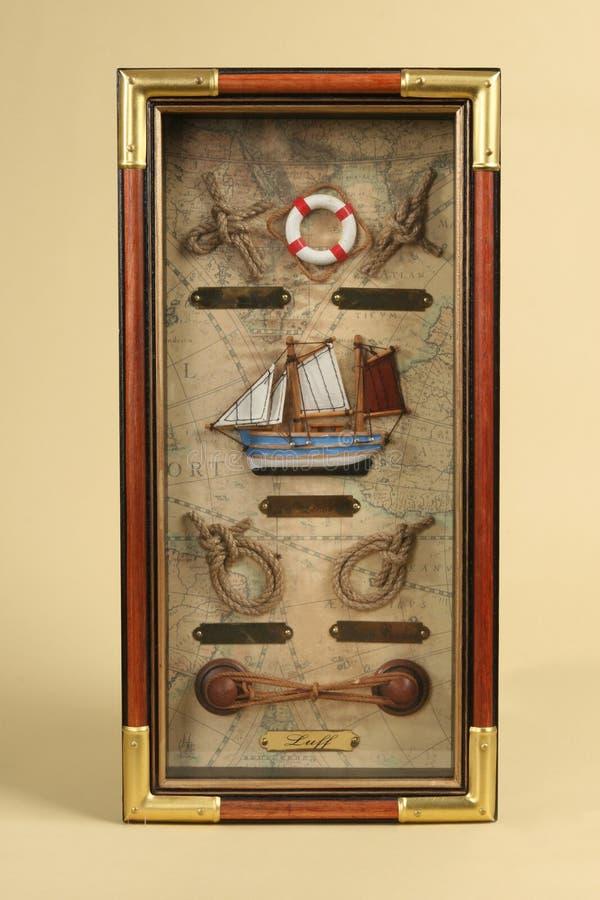 Accessoire de marin images libres de droits
