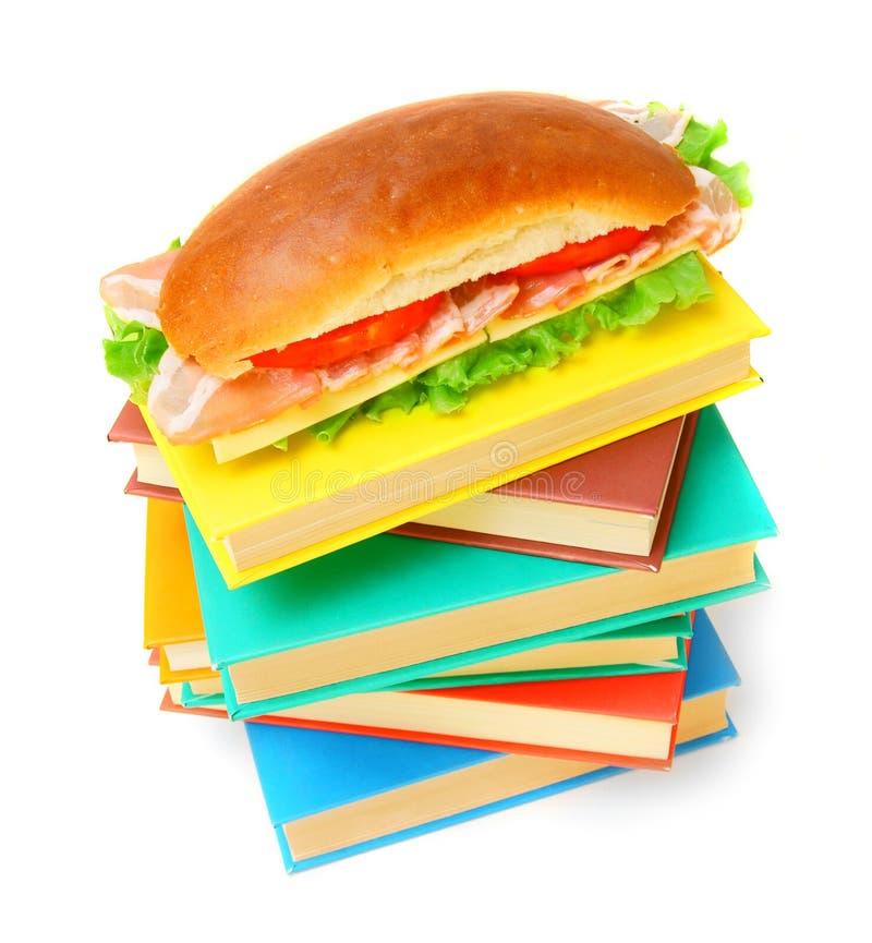 Accessoires d'école. images stock