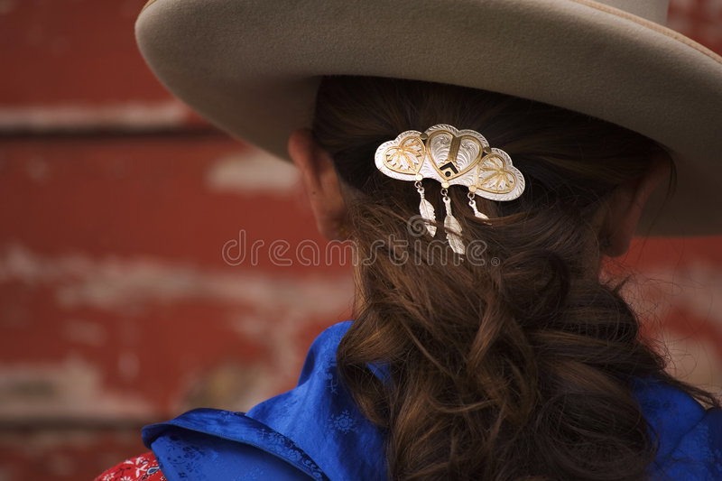 Download Accessorize stock photo. Image of fashion, cowgirl, ponytail - 460138