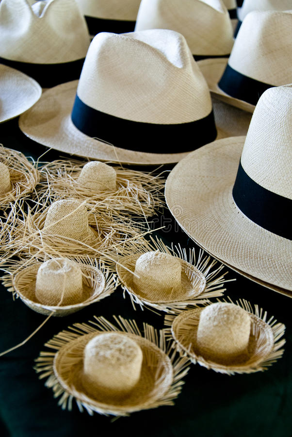 Download Accessory - Panama Hats stock image. Image of ecuador - 43236495