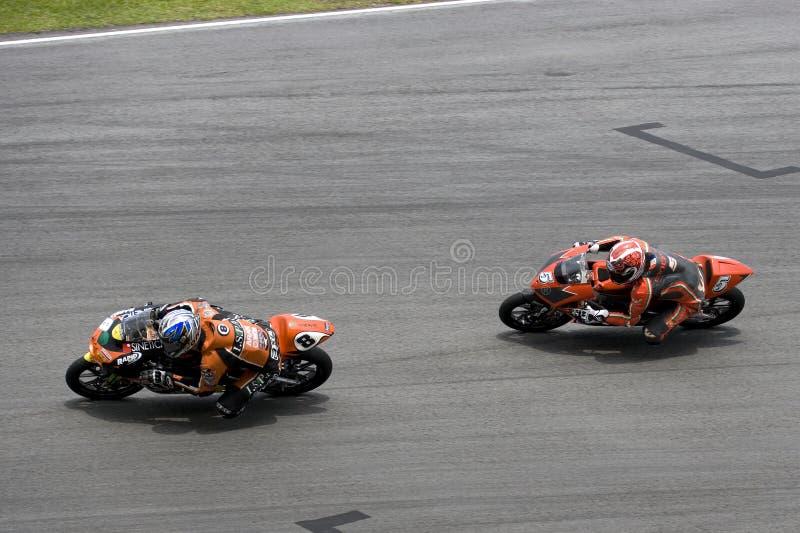 Download Acción Que Compite Con De Motogp 125cc Foto de archivo editorial - Imagen de pista, estupendo: 7286613