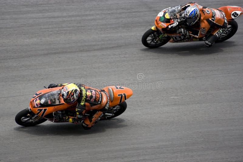 Download Acción Que Compite Con De Motogp 125cc Foto de archivo editorial - Imagen de personas, campeón: 7287193