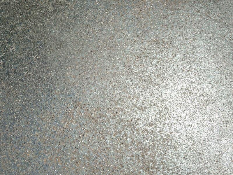 acciaio inossidabile di superficie invecchiato, modello del graffio del metallo immagini stock