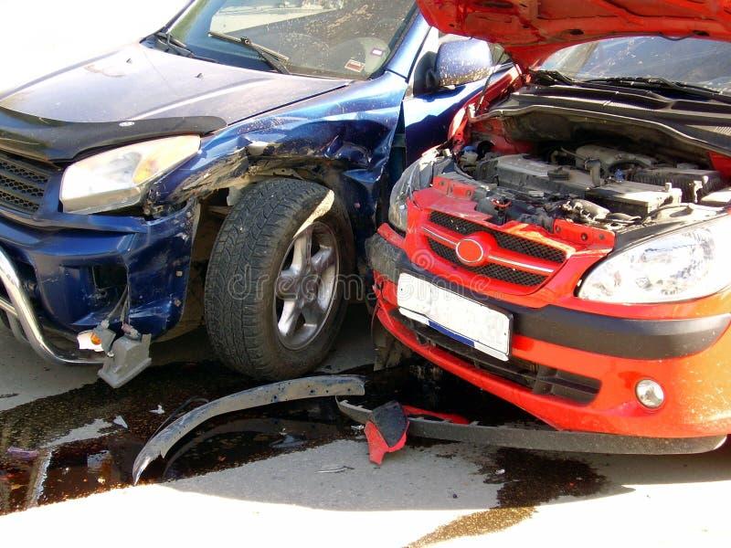 Accident photos stock