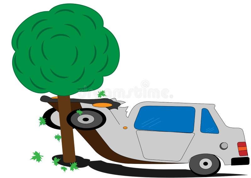 Download Accident stock vector. Illustration of cartoony, auto - 26617807