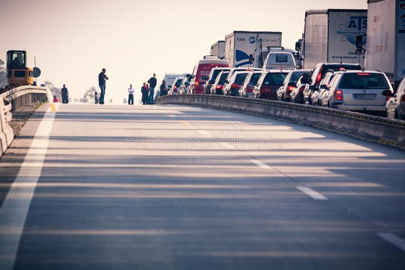 Accident, Action, Auto royalty free stock photo