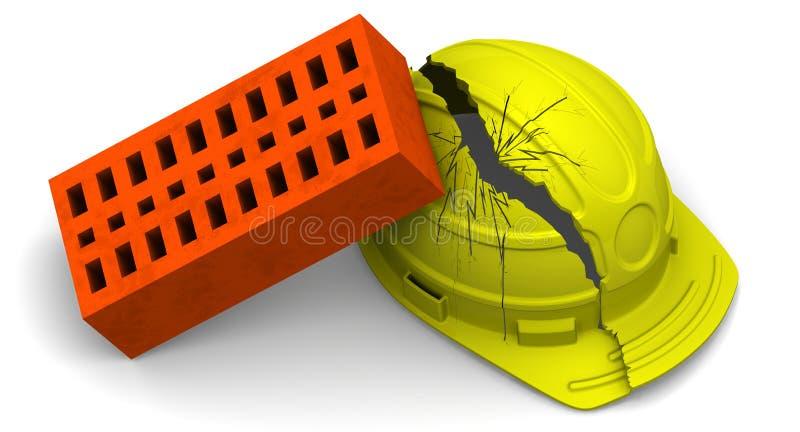 accident Concept illustration libre de droits