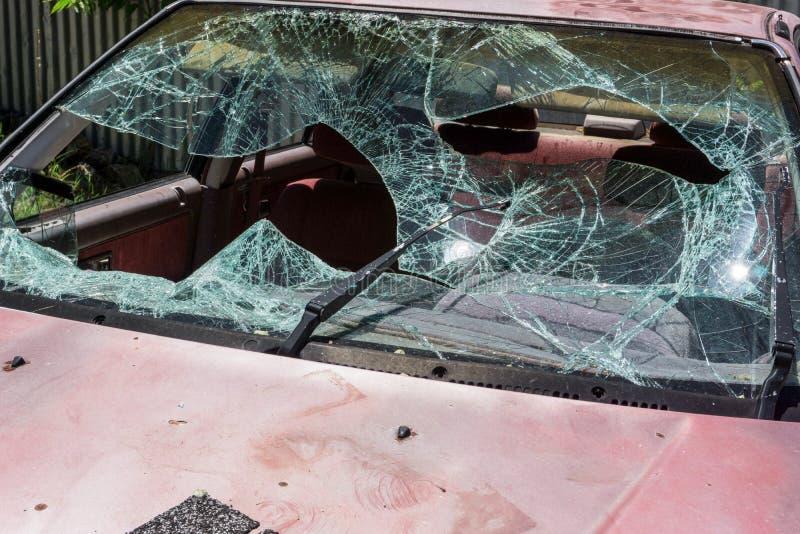 Accident de conduite en état d'ivresse image stock