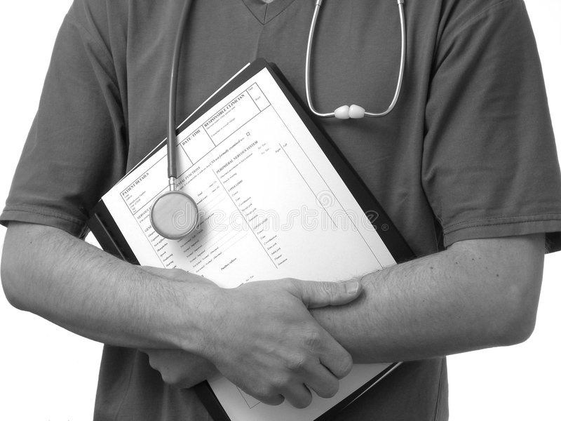 Download Accident & Emergency Doctor Stock Image - Image: 2498117