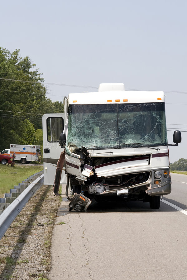 Accidente del vehículo