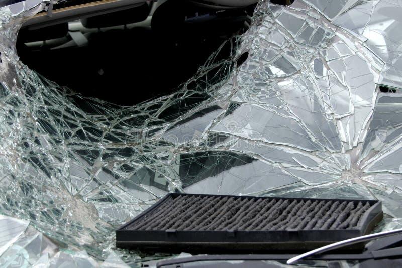 Accidente IV foto de archivo libre de regalías