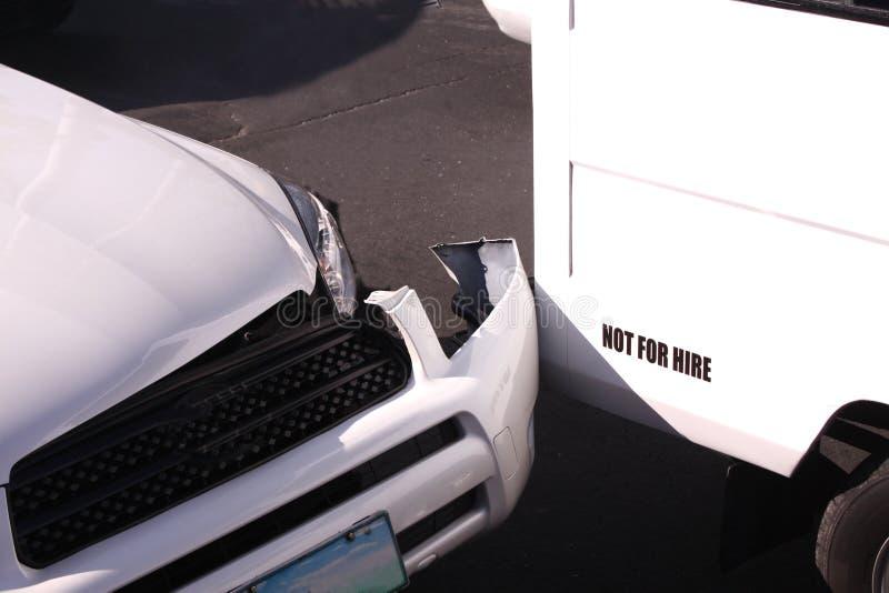 Accidents de véhicule photos stock