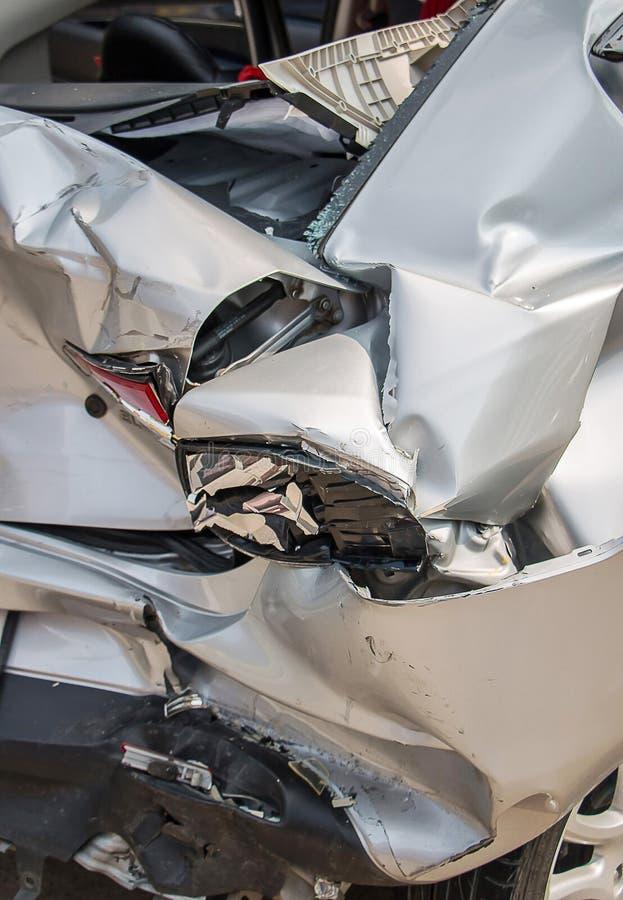 Accidents de voiture photographie stock libre de droits