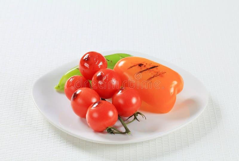 Accompagnement végétal photo stock