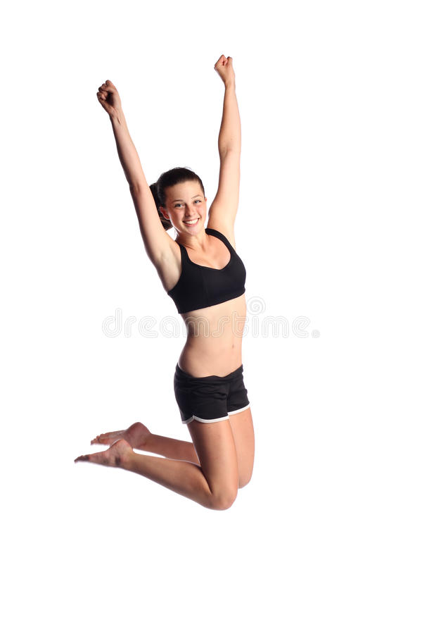 Download Accomplishment stock image. Image of reach, laugh, excited - 16768269