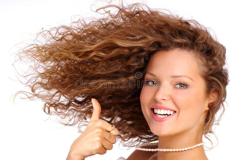Download Acconciatura fotografia stock. Immagine di femminile, capelli - 3135754