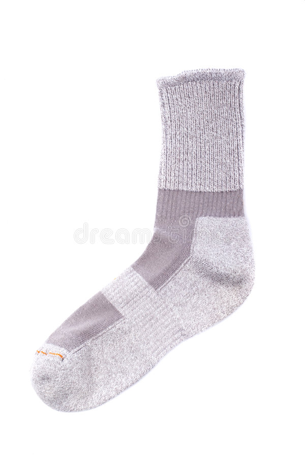 Accoppiamenti dei calzini variopinti immagine stock